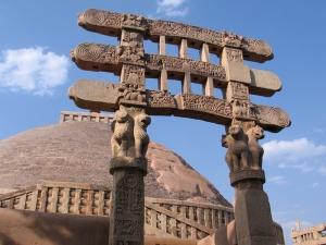 Sanchi_south-gateway
