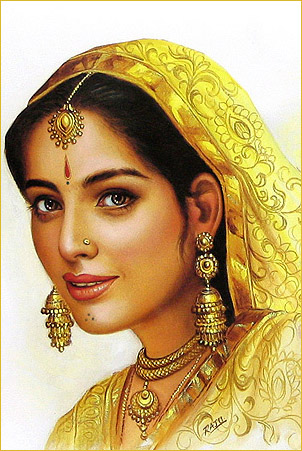 rajasthani-beauty