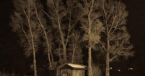 Haunted Hut